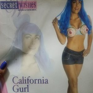 Katy Perry California Gurl Cupcake Costume